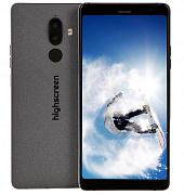 Купить смартфон Highscreen Power Five Max 2 4/64GB черный в интернет-магазине Хайскрин